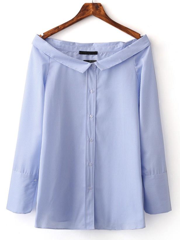 http://fr.shein.com/Blue-Boat-Neck-Stripe-Buttons-Front-Blouse-p-290677-cat-1733.html?url_from=fradplablouse160614204L&gclid=CI7ik9bo8dMCFUaeGwod7C8A1g
