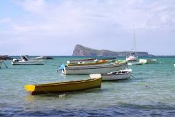 Barque ile maurice