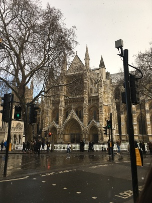 London - mars